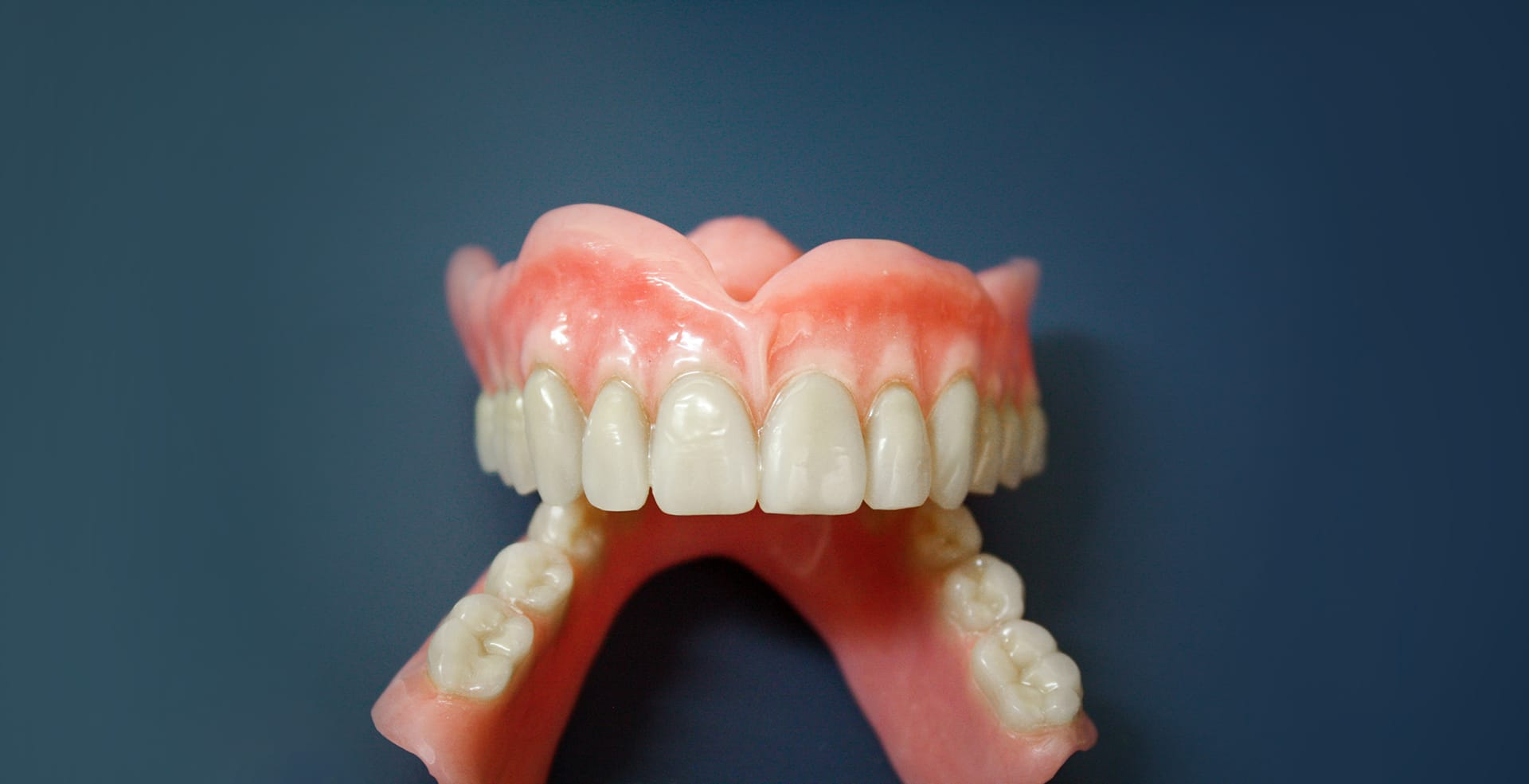 Revitalise Dental - set of custom-built dentures